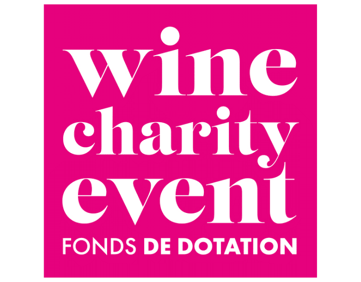 fonds de dotation wine charity event