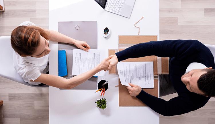 comment mener à bien l'entretien de recrutement d'un cadre
