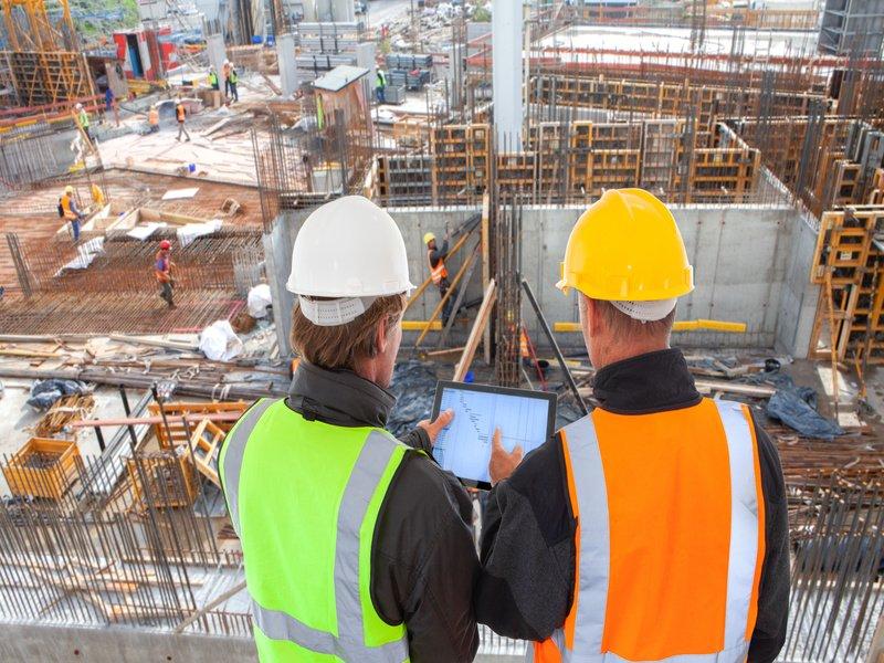 cadres secteur du btp et de la construction
